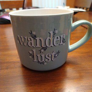 Wanderlust Stoneware Mug